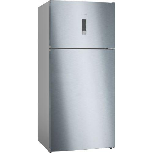 Siemens KD86NXIF0N Üstten Donduruculu Buzdolabı 186 x 86 cm Kolay temizlenebilir Inox