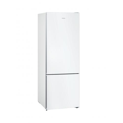 Siemens KG56NUWF0N Alttan Donduruculu Buzdolabı 193 x 70 cm Beyaz