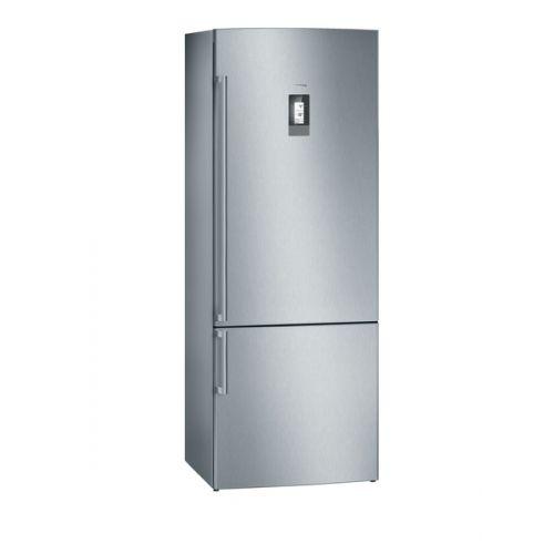 Siemens KG57NAIF0N Alttan Donduruculu Buzdolabı 185 x 70 cm Kolay temizlenebilir Inox