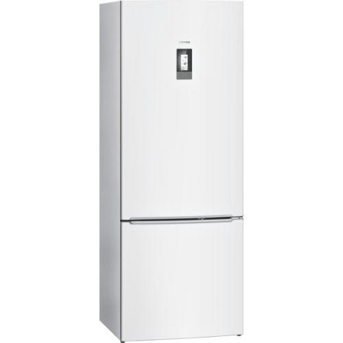 Siemens KG57NAWF0N Alttan Donduruculu Buzdolabı 185 x 70 cm Beyaz