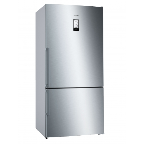 Siemens KG86NAID1N Alttan Donduruculu Buzdolabı 186 x 86 cm Kolay temizlenebilir Inox