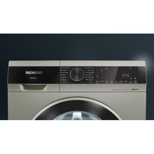 Siemens WG52A2XVTR Çamaşır Makinesi 10 kg silver